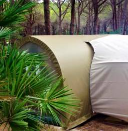 Bella Tent suite